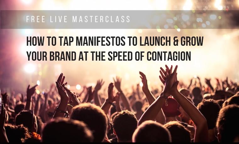 manifesto masterclass