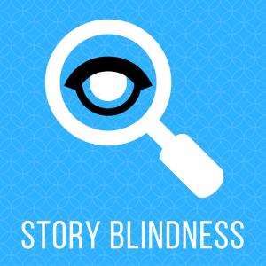 story-blind